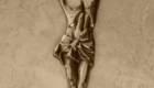 Исус из бронзы на памятник